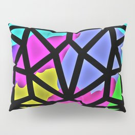 The Color of the Heart Pillow Sham