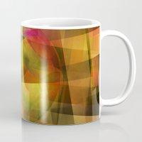 geo Mugs featuring Geo by Christine baessler