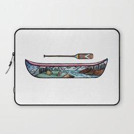 Scenic Canoe Laptop Sleeve