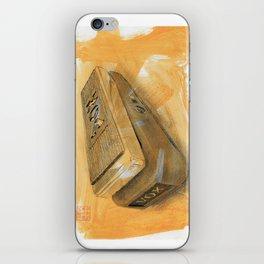 Wah wah pedal iPhone Skin