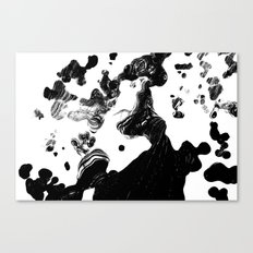 cityzoom Canvas Print