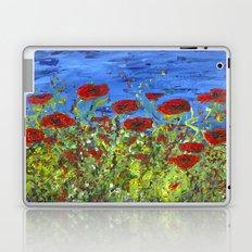 Poppy Field Laptop & iPad Skin