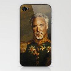 Sir Tom Jones - replaceface iPhone & iPod Skin