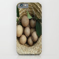 DEAR HAT... KEEP ME SAFE iPhone 6s Slim Case