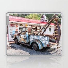 Fresh Fish Truck Laptop & iPad Skin