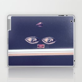 Troubled Sleep Laptop & iPad Skin