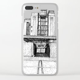 The Baltic Art Gallery Clear iPhone Case