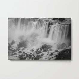 Soothing Streams Metal Print