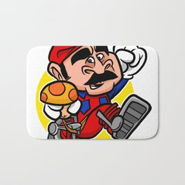 Super Plumber Bath Mat