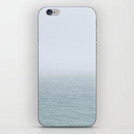 Foggy Sea iPhone Skin