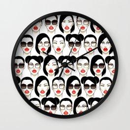 Beauty Beyond Wall Clock