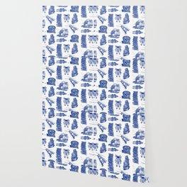 Bay de Jouy Wallpaper