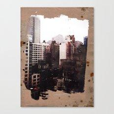 Vanished Canvas Print