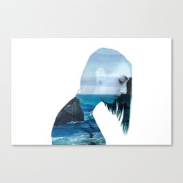 Serenity Two Canvas Print