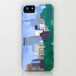 Calhoun Minneapolis iPhone Case