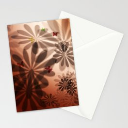 Flower LD Stationery Cards