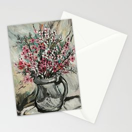 """Australian Ti Tree"" by Margaret Preston Stationery Cards"