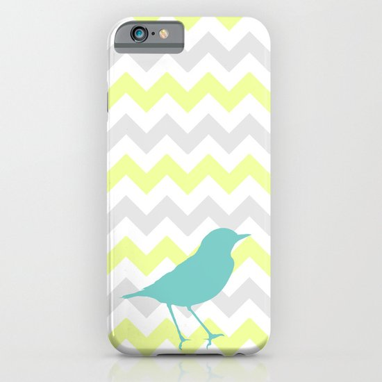 Chevron & On & On iPhone & iPod Case