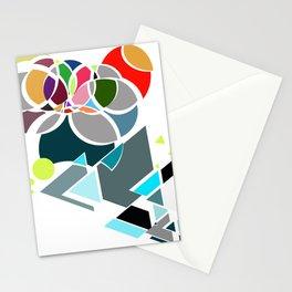 Geometricity Stationery Cards