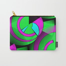 2D - abstraction -2c- Carry-All Pouch