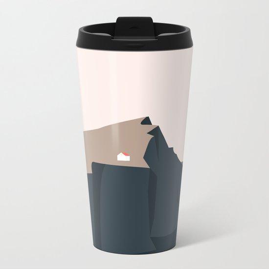 ENEBOER Metal Travel Mug