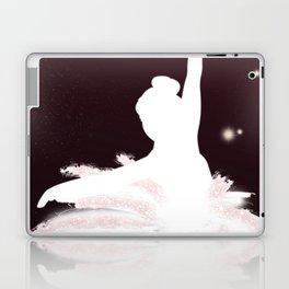Space Ballerina (1 of 3) Laptop & iPad Skin