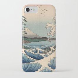 The Sea of Satta iPhone Case