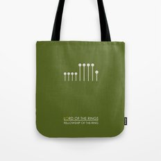 Fellowship Of The Ring - Lord of the rings Tote Bag