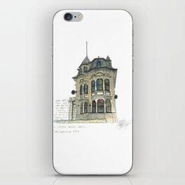 100 Willis Street iPhone Skin