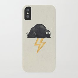 The Thunder Cat iPhone Case