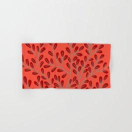 Red Vines Hand & Bath Towel
