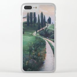 Road Home Clear iPhone Case