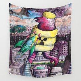 Monsta Wall Tapestry
