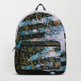 Full Harvest Moon Backpack
