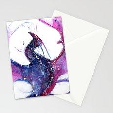 Galaxy Dragon Stationery Cards
