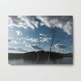 Pittsfield, Mass Metal Print