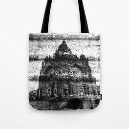 Basilica of Santa Luzia Tote Bag