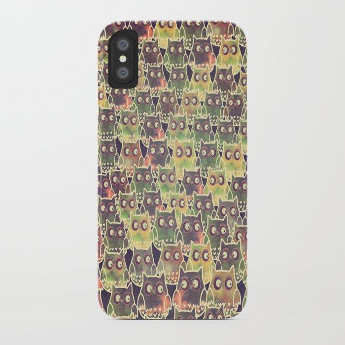 owl-83 iPhone Case
