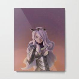 Fire Emblem Fates - Camilla Metal Print