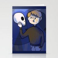 shakespeare Stationery Cards featuring Shakespeare Kids by Louisa Lawler