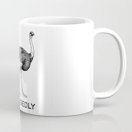 Patter Coffee Mug
