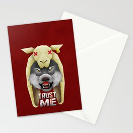 Trust me Stationery Cards
