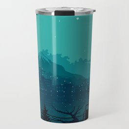 Dark Harbor Travel Mug