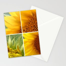 sunflower2 Stationery Cards