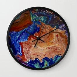 Saint of Circumstance Wall Clock