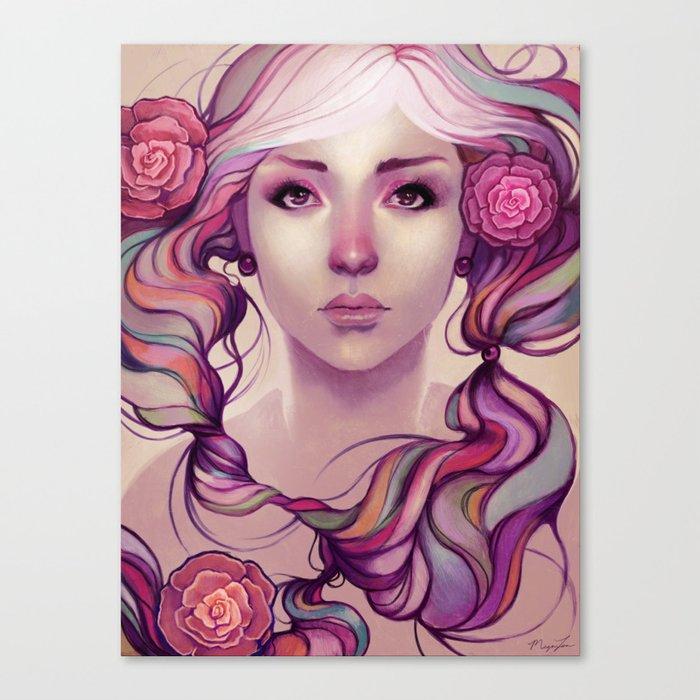Caira Canvas Print