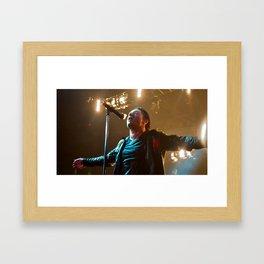 Bono DC Framed Art Print