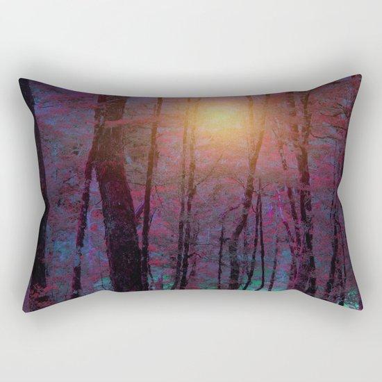 Inner Journey Rectangular Pillow