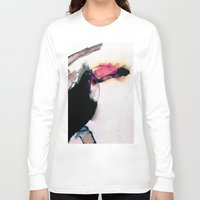 toucan Long Sleeve T-shirts featuring toucan by Kay Weber