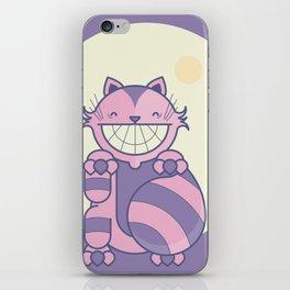 Cheshire Cat - Alice in Wonderland iPhone Skin